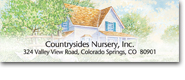 Click on Country Scapes Sheeted Labels image to see enlarged version