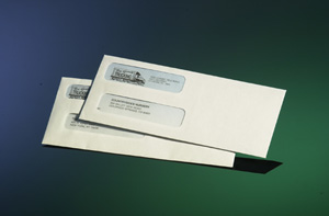 Click on Personal-sized Window Envelopes image to see enlarged version