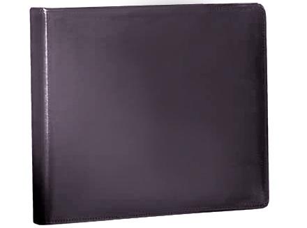 Black Binder (bonded leather)  3 ring