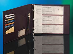 3 Ring Organizer Binders Checks Unlimited Business Products