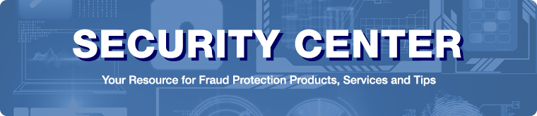 Checks Unlimited Business Products Division - Security Center